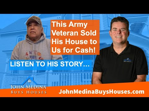 Army Veteran Sells His House For Cash