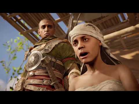 Assassins Creed Origins - The Book of the Dead