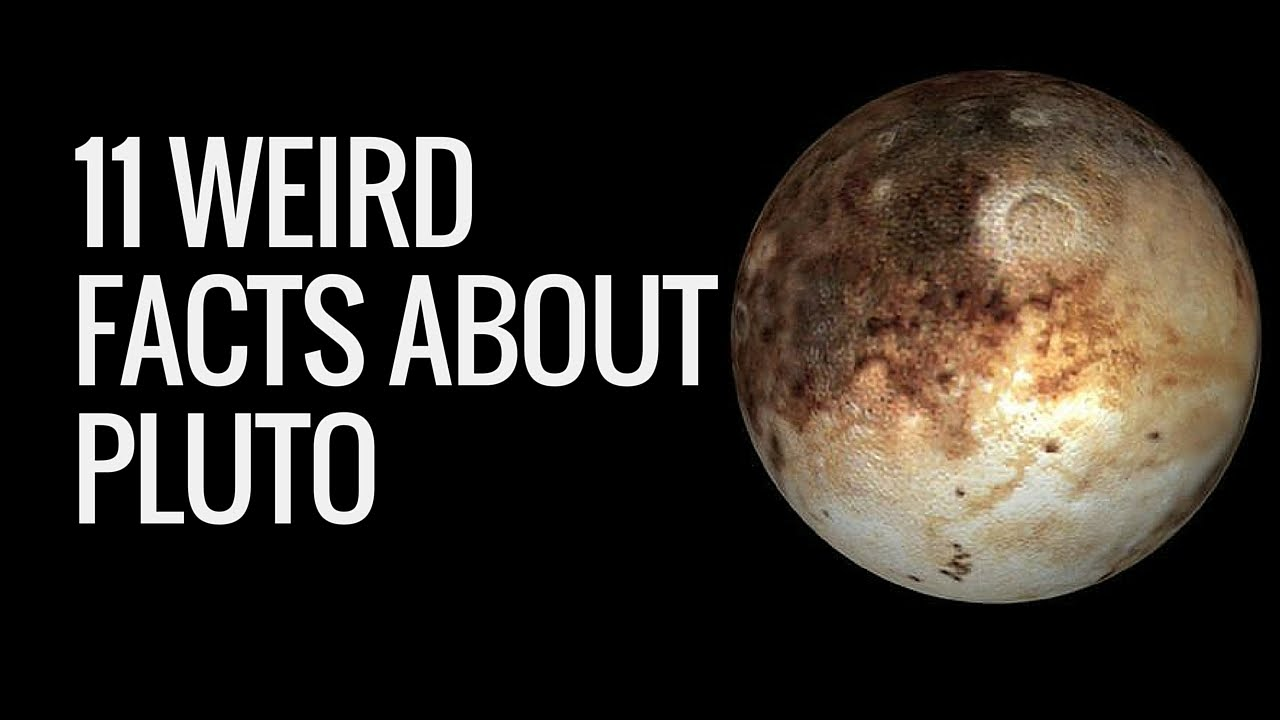 Pluto Facts | Interesting Facts About Pluto | Amzing facts ...