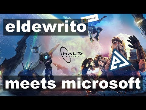 """Microsoft/343i """"Initiate Actions"""" Against ElDewrito Halo Online Mod LIMITED STATE"""