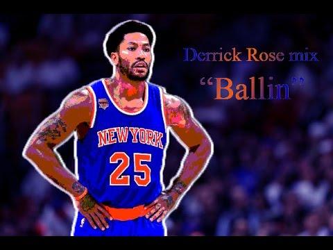 Derrick Rose mix