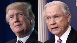 President Trump calls Jeff Sessions 'beleagured' in tweet Free HD Video