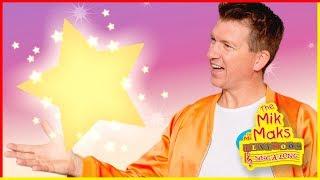 Twinkle Twinkle Little Star | Sing along Nursery Rhymes for Children | The Mik Maks