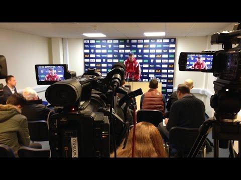 PRESS CONFERENCE | Tony Pulis previews Albion's Premier League encounter against Stoke