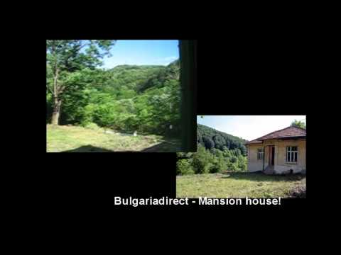 Bulgarian School Mansion property Auction No Reserve Price
