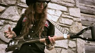 """""""ACE OF SPADES"""" on the 3-String Shovel! Mp3"""