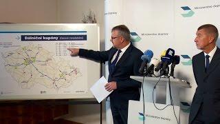 Zrušili jsme poplatky na 111 kilometrech českých dálnic!