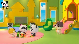 楽しい幼稚園 | 幼稚園ごっこ&人気動画まとめ 連続再生 | 赤ちゃんが喜ぶアニメ | 動画 | BabyBus