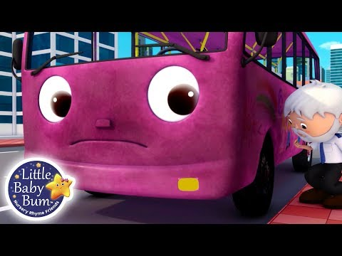 School Bus Car Wash Song  | + More Nursery Rhymes & Kids Songs | Songs for Kids | Little Baby Bum