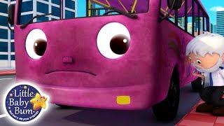 School Bus Car Wash Song    + More Nursery Rhymes & Kids Songs   Songs for Kids   Little Baby Bum