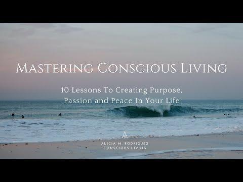 Mastering Conscious Living Invitation