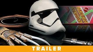 Entertainment Memorabilia Live Auction Trailer 2018