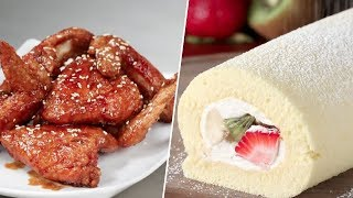 Download Video Rie's Favorite Japanese Recipes- Buzzfeed Test #138 MP3 3GP MP4