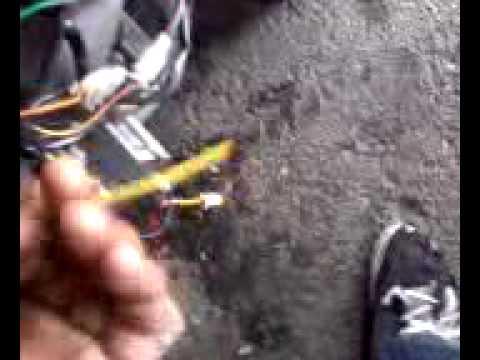 pocket bike problem with wiring x1 model - youtube wiring diagram for x1 pocket bike dirt bike wiring diagram for mini #11