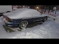 Cold Start Ford Probe GT 2.5 V6 -10 Degrees