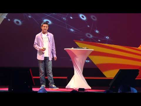 How I built a nuclear reactor at the age of 13 | Jamie Edwards | TEDxCERN