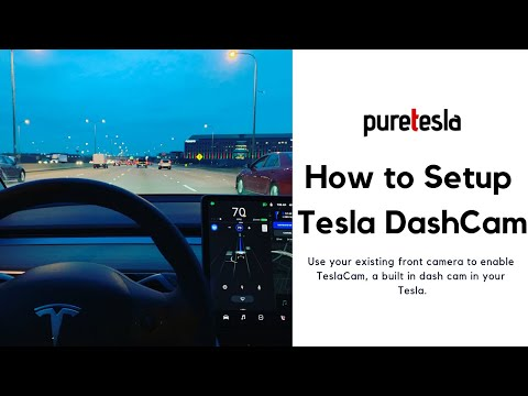 Tesla DashCam - Flash Drive Formatting And Setup On A Mac