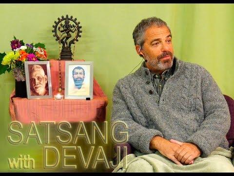 "Devaji - ""Releasing the Habit of Living in an Imagined Past"""