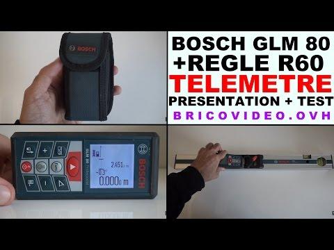 avis sur le télémètre laser bosch professional glm 80 0601072300 - 0 - Avis sur le Télémètre Laser Bosch Professional GLM 80 0601072300