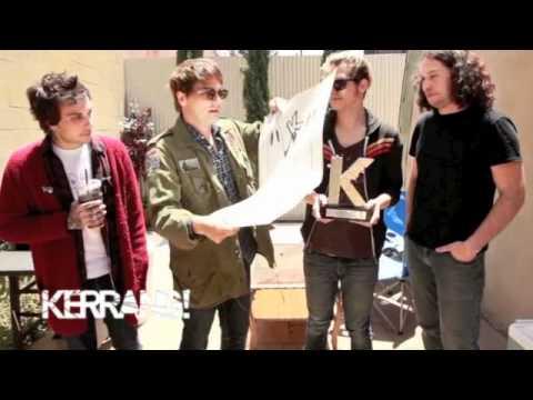 Kerrang! Podcast: My Chemical Romance