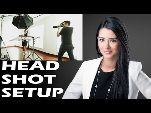 Corporate Headshots in Miami | BEHIND THE SCENES