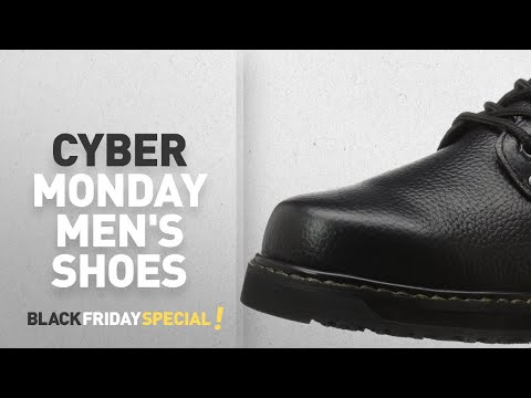 Cyber Monday Dr. Scholl's Men's Shoes: Dr. Scholl's Men's Harrington Work Shoe