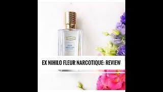 Видеообзор духов Ex Nihilo Fleur Narcotique, ХИТ