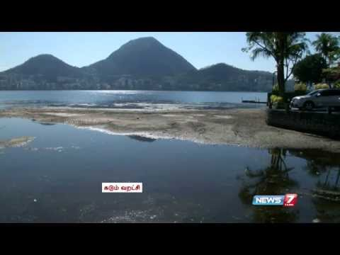 Rio unlikely to meet pledge to clean up Olympic sailing waters