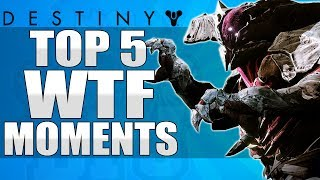 Destiny: Humped By ORYX!! How To Destroy A Hacker - Top 5 WTF Moments Of The Week Episode 446