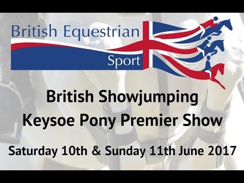 Keysoe Pony Premier | Day 1 | Pony Show Jumper of the Year