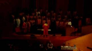 """Ezekiel Saw De Wheel""- Tuskegee University Golden Voices Concert Choir"