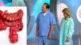 Жить здорово! Рак толстого кишечника — профилактика и диагностика. (03.02.2014)