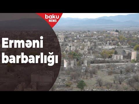 İşğaldan azad edilən rayonlardakı dağıntılar - Baku Tv