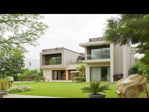 Double Floor House for 15 lakh Modern Home | Design ...