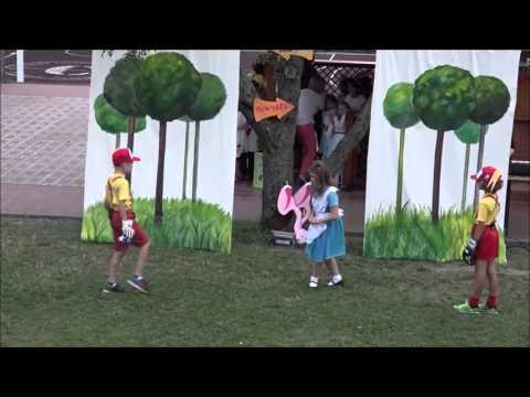 Tweedledum and Tweedledee  - Alice in Wonderland by Chartwell Primary