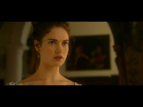 Pride and prejudice and zombies //  Mr. Darcy's second marriage proposal scene
