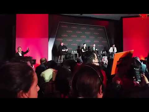Star Wars The Last Jedi Press Conference in Mexico City (November 21st, 2017)