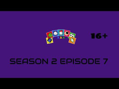 2 3 4 Player Mini Games Season 2 Episode 7 - Big Snake