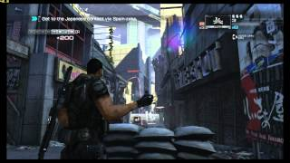 Binary Domain - Gameplay Pc (HD) - Stage 1