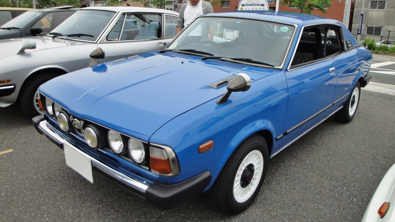 Its a fully schmick 1979 subaru leone gft with twin carbs its a fully schmick 1979 subaru leone gft with twin carbs youtube vanachro Images