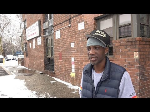 BROOKLYN BED-STUY HOOD/INTERVIEW WITH LOCAL