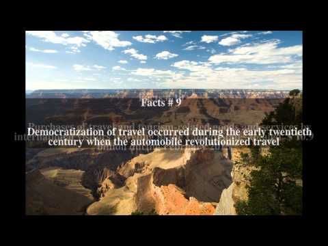 Tourism in the United States Top # 16 Facts