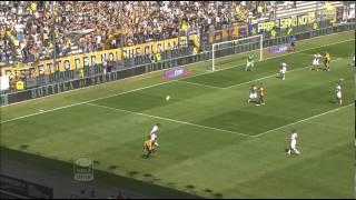 Video Gol Pertandingan Parma vs Hellas Verona