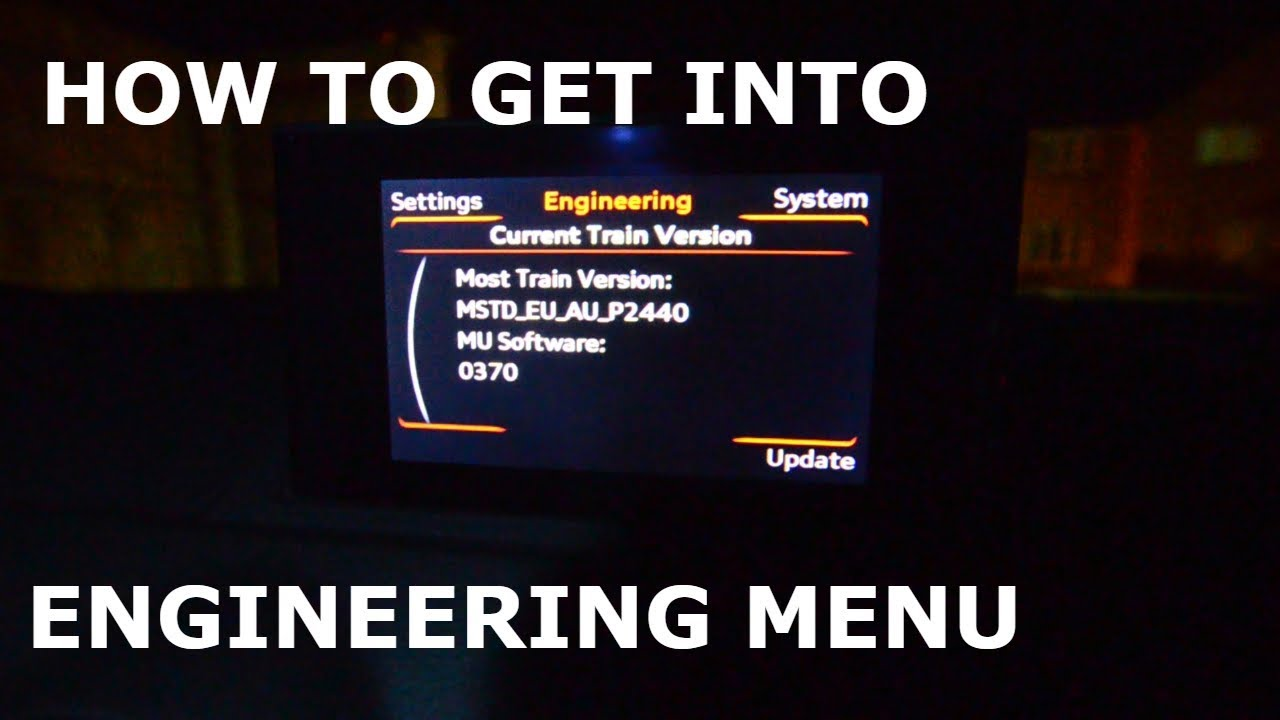 How to enter the engineering menu on Android 57
