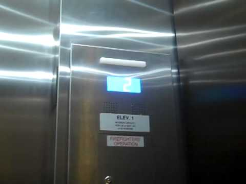 Otis Hydrofit Mrl Hydraulic Elevator At Arhaus Furniture