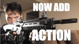 NOW ADD ACTION!