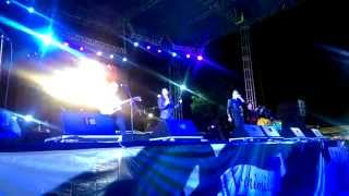 Ragazzi 20 años show Xochimilco