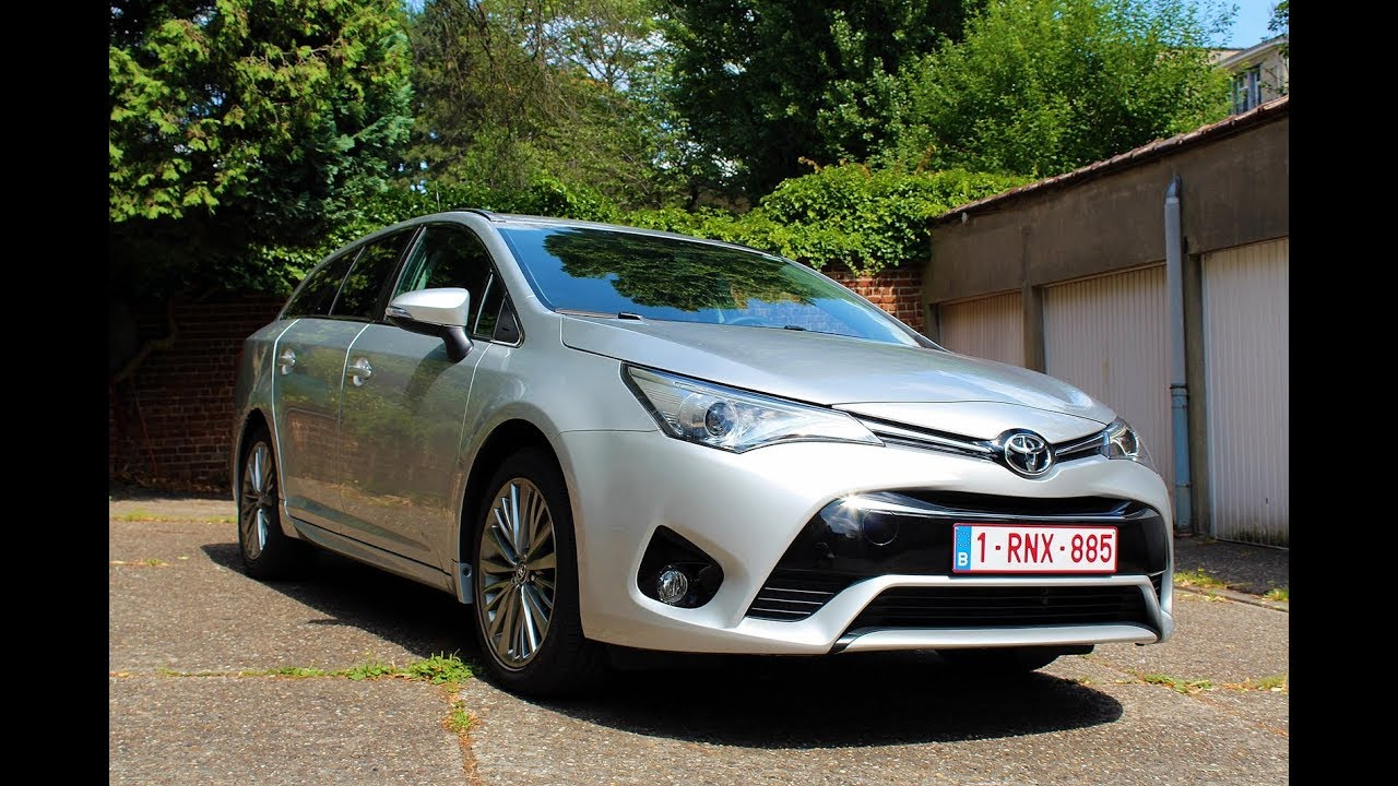 2018 Toyota Avensis Touring Sports Diesel Review The Euro Car