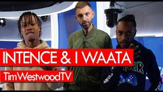 Intence & I Waata on Go Hard & Cut Off Jeans, Kingston, bleaching, Sumfest, new music - Westwood