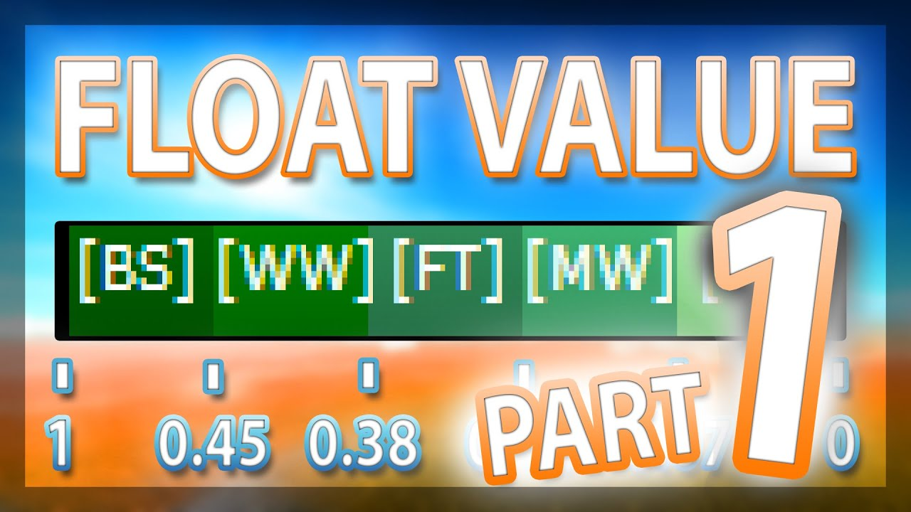 What is float value? (Part 1/2)